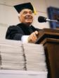 Ernest Borgnine Earned Honorary Degree from Wisconsin college